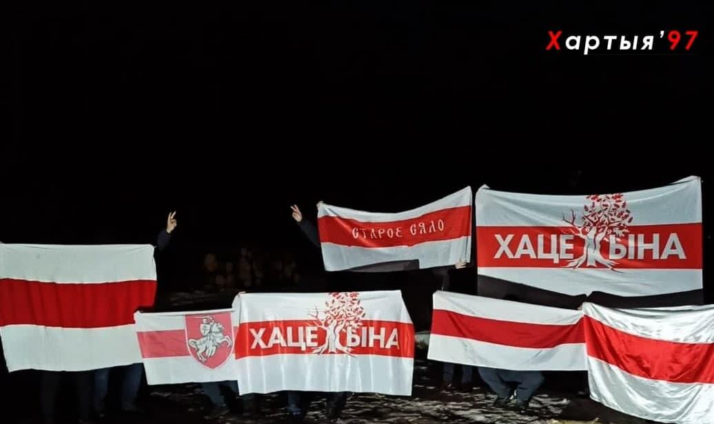 В Беларуси прошли воскресные акции протеста4