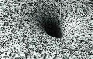 В Беларуси гигантскими темпами расширяется «дыра» в бюджете
