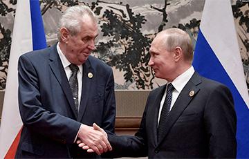 Глава минздрава Чехии уволен после отказа разрешить «Спутник V»