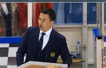 Видеофакт: Бандита Баскова освистали на хоккее в Гомеле