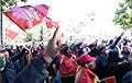 В Черногории вспыхнули протесты против предоставления гражданства тысячам сербов и россиян