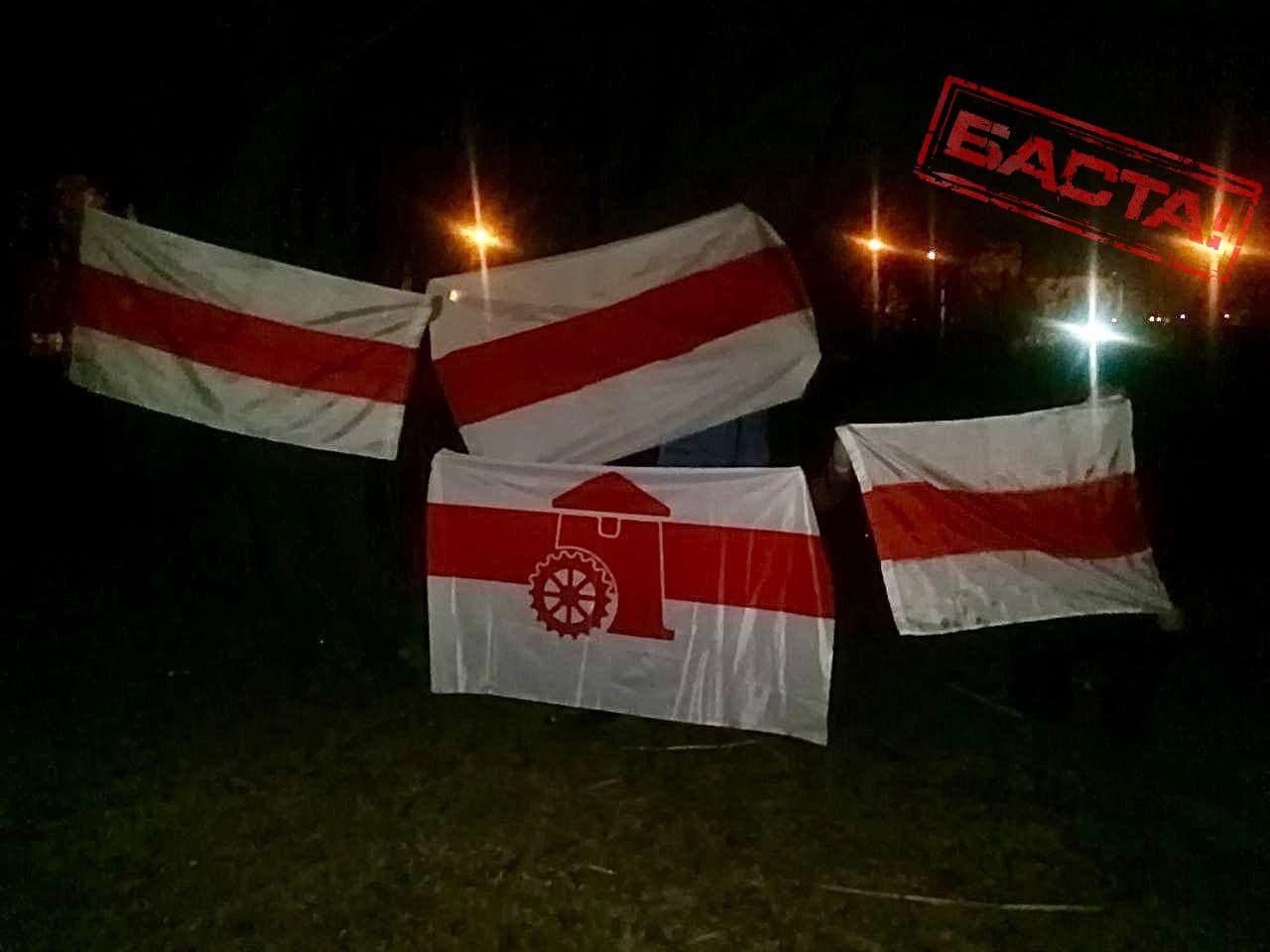 Белорусы поблагодарили ушедших в стачку рабочих2