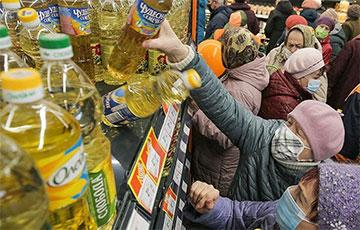 Новый «Гиппо» в Минске открылся «битвой» за подсолнечное масло