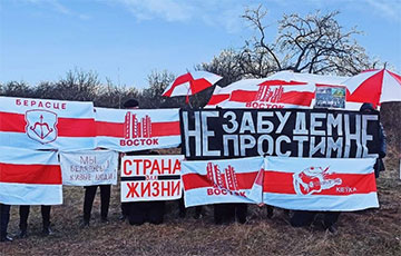 Жыхары Берасця выйшлі на суботнюю акцыю пратэсту