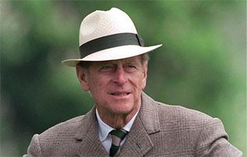 Британская королевская семья простилась с принцем Филиппом: фото