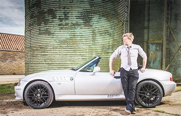 Брытанскі блогер паказаў, як сабраў для Top Gear машыну Джэймса Бонда