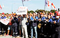 Grodno Azot Striking Workers Tell European Partner about Situation at the Plant
