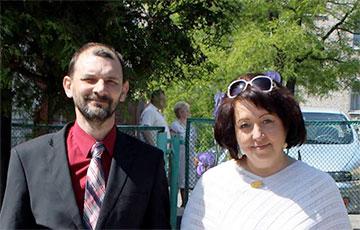 Задержаны представители Союза поляков в Беларуси Инесса Тодрик-Писальник и Анджей Писальник