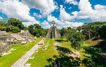 Ученые нашли копию древнего города майя