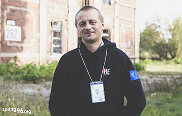 Правозащитник Александр Войтешик объявил голодовку в знак протеста