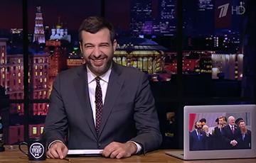 Российский телеведущий Иван Ургант посмеялся над Лукашенко