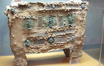 В Испании археологи раскопали сейф времен Римской империи