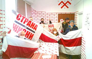 Беларусы Бялай-Падляскі адправілі 140 лістоў палітвязням