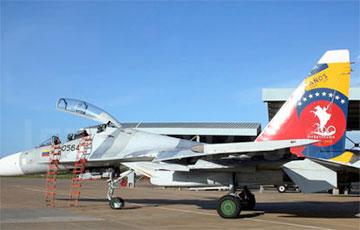 ВВС Венесуэлы с каждым годом лишаются все больше российских Су-30