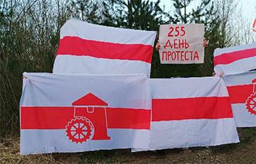Партизаны — белорусам: Боритесь за свои права!