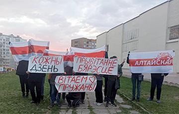 Белорусские партизаны: Вместе мы — сила!