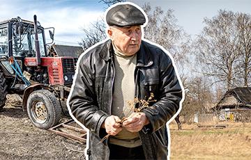 «На моей стороне правда»: власти забирают землю у одного из первых фермеров Беларуси