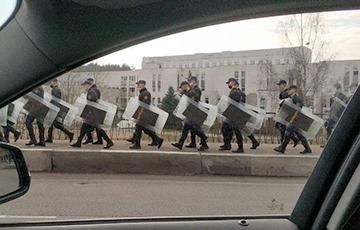 В Минске переворот?