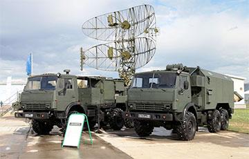 CIT: Россия отправила в Крым забайкальский радиотехнический полк со станцией «Каста-2»