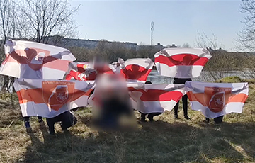 Homel And Navapolatsk Came Out In Defense Of Belarus' Independence