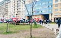 В Минске был переполох из-за чемодана фокусника