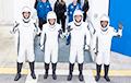 Полет космического корабля Маска с экипажем: прямая онлайн-трансляция