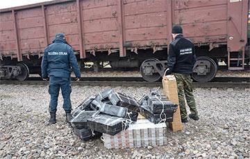 Расследование: «Беларуськалий» и БелЖД активно участвуют в контрабанде сигарет