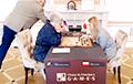 Видеофакт: Флаг РФ убрали со стола прямо во время матча Чемпионата мира по шашкам