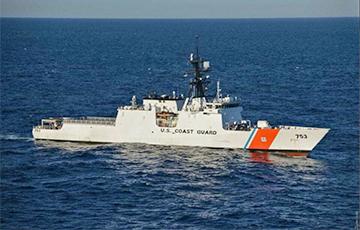 В Черное море впервые с 2008 года зашел патрульный катер США