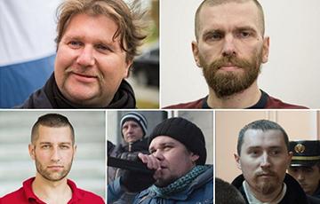 Сегодня выносят приговор активистами «Европейской Беларуси» и Павлу Северинцу0