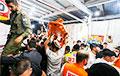 В Израиле более 40 человек погибли при обрушении трибун на празднике