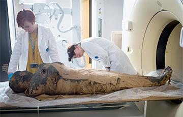 Первый случай в истории: ученые обнаружили необычную мумию
