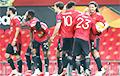 «Манчестер Юнайтед» первым за 57 лет забил 6 голов в матче 1/2 финала еврокубков