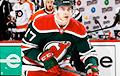 Белорус Егор Шарангович стал третьей звездой дня в НХЛ