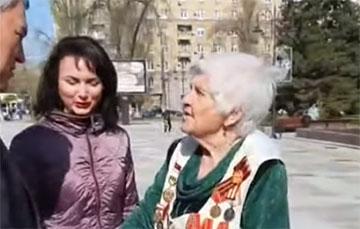 Бабушка — спикеру Госдумы РФ: Три копейки платите, а воруют миллиардами