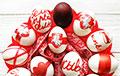 Белорусы готовы праздновать Пасху с бело-красно-белой символикой