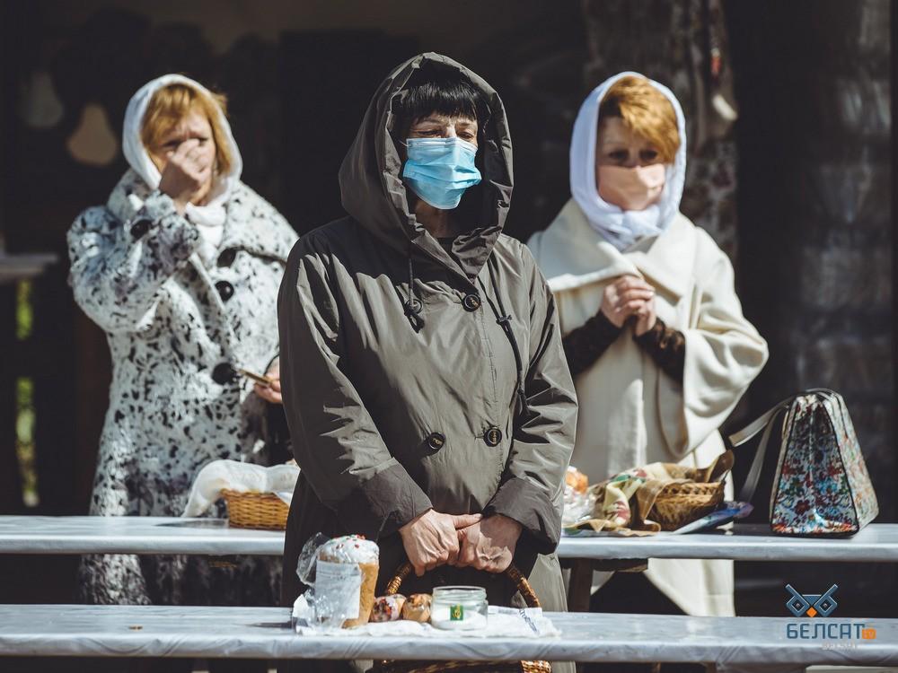 Как в православных храмах верующие отметили Великую субботу: фоторепортаж1
