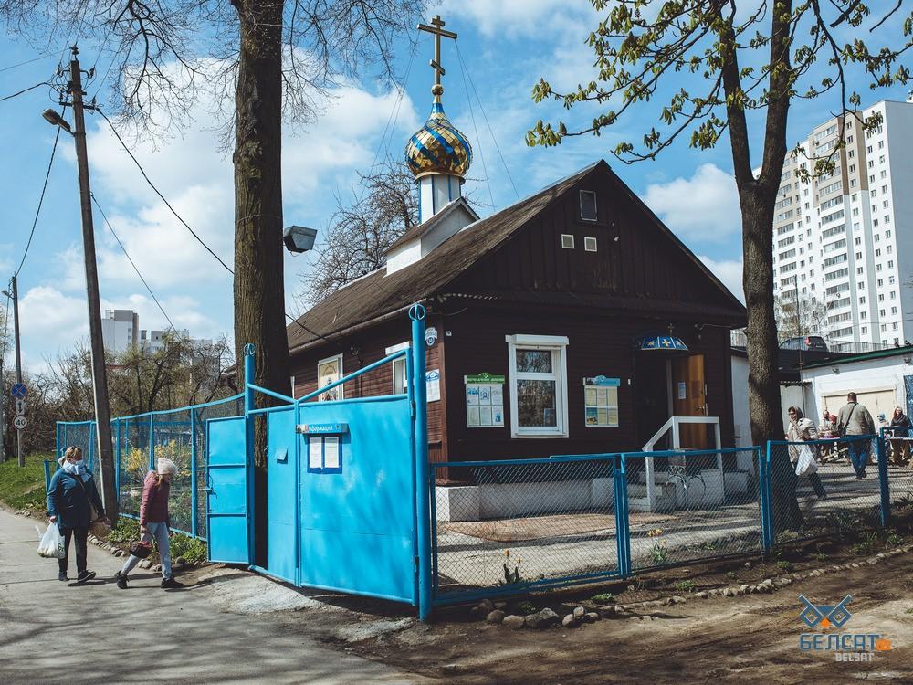 Как в православных храмах верующие отметили Великую субботу: фоторепортаж8