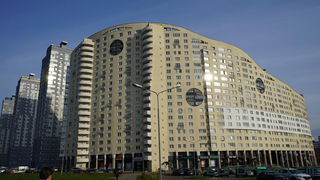 Город контрастов: самые оригинальные жилые дома Минска11
