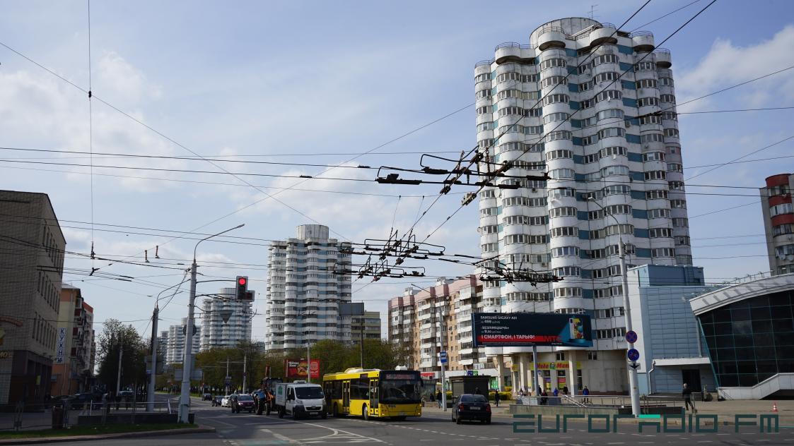 Город контрастов: самые оригинальные жилые дома Минска13