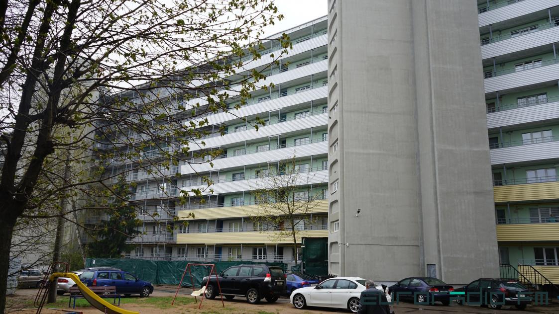 Город контрастов: самые оригинальные жилые дома Минска15