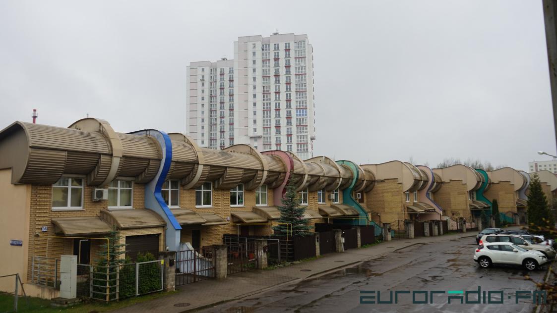 Город контрастов: самые оригинальные жилые дома Минска16