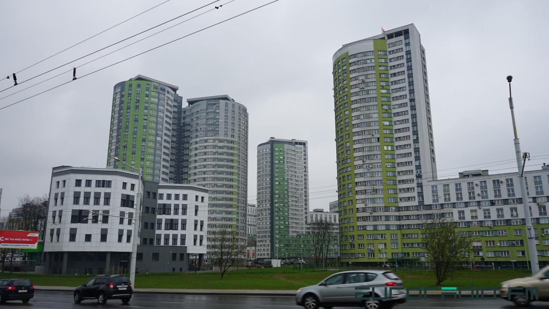 Город контрастов: самые оригинальные жилые дома Минска18