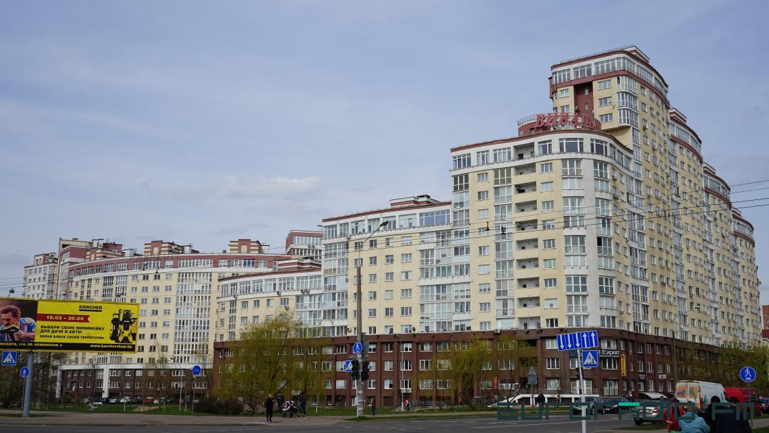 Город контрастов: самые оригинальные жилые дома Минска19