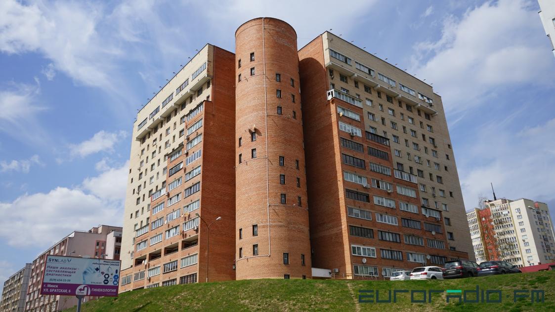 Город контрастов: самые оригинальные жилые дома Минска20