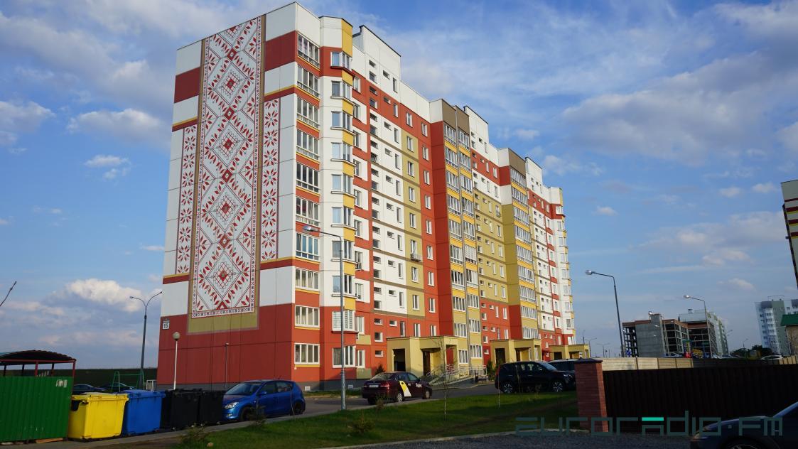 Город контрастов: самые оригинальные жилые дома Минска23