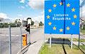 В Литве сообщили, сколько белорусов нелегально пересекли границу с начала года