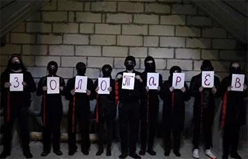 Жители минской Домбровки провели акцию солидарности