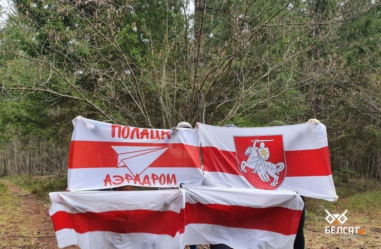Акции протеста прошли в разных уголках Беларуси4