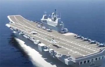 Индийский авианосец и зависть российских кораблестроителей